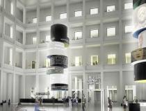 holzer-kobler-architekturen: Eingangshalle