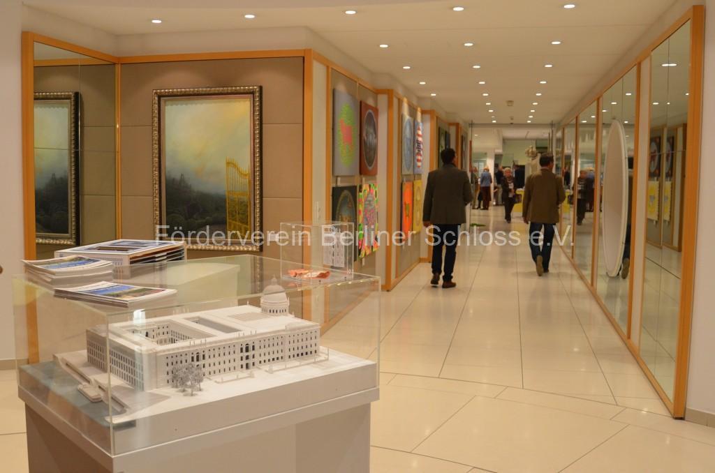 Berlin An Der Leine Die Schloss Ausstellung In Hannover