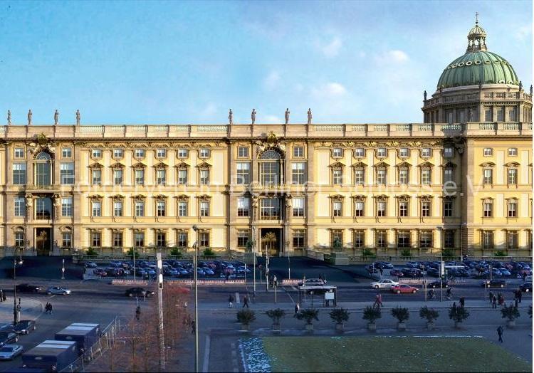 Schloss Berlin Wiederaufbau Berliner Stadtschloss